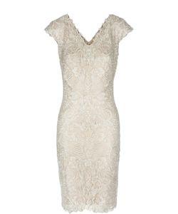 Tadashi Shoji | Кружевное Платье С V-Образным Вырезом