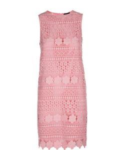Ermanno-Ermanno Scervino | Кружевное Платье Без Рукавов С Круглым Вырезом