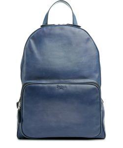 Berluti Bags | Кожаный Рюкзак С Карманом