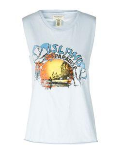 Denim & Supply Ralph Lauren | Футболка Без Рукавов С Контрастным Принтом Denimsupply By Ralph Lauren