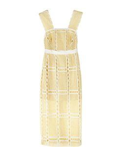 Alice McCall | Облегающее Кружевное Платье С Завышенной Талией
