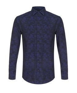 Armani Collezioni | Хлопковая Рубашка С Принтом