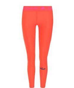 Adidas By Stella  Mccartney | Спортивные Леггинсы С Логотипом Бренда