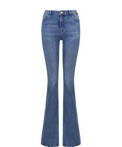 Mih Jeans | Расклешенные Джинсы С Декоративными Потертостями