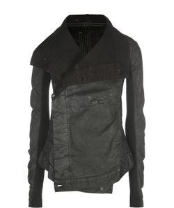 Drkshdw | Джинсовая Куртка Асимметричного Кроя