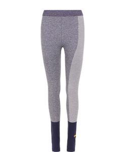 Adidas By Stella  Mccartney | Спортивные Леггинсы С Контрастной Отделкой