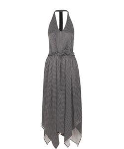 Rachel Comey   Платье Асимметричного Кроя С Открытой Спиной
