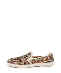 Rivieras Leisure Shoes | Плетеные Эспадрильи