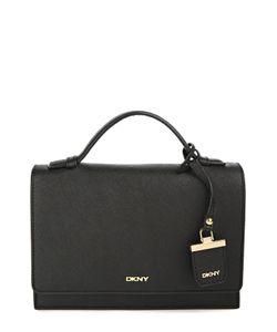 DKNY | Кожаная Сумка С Клапаном