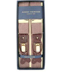 Albert Thurston | Подтяжки