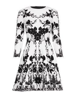 Alexander McQueen | Вязаное Платье