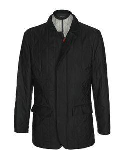 Kiton | Стеганая Куртка Из Шелка