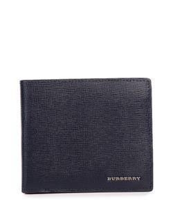Burberry | Кожаное Портмоне С Тиснением