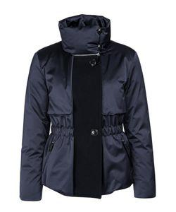 Giorgio Armani | Утепленная Приталенная Куртка С Высоким Воротником