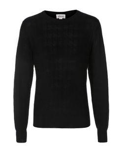Brioni | Шерстяной Пуловер С Круглым Вырезом
