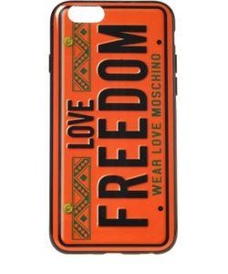 Moschino | Чехол Freedom Для Iphone 6/6s