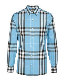 Burberry Brit | Хлопковая Рубашка В Клетку