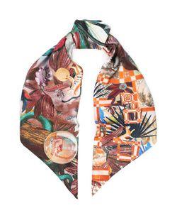 Christian Lacroix | Шелковый Платок С Принтом