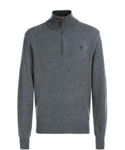 Polo Ralph Lauren | Шерстяной Свитер С Воротником На Молнии