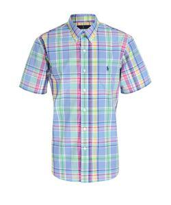 Polo Ralph Lauren | Хлопковая Рубашка С Короткими Рукавами