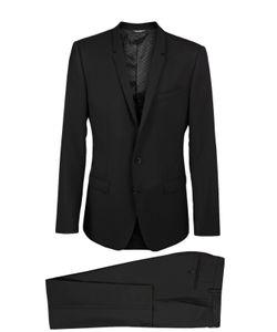 Dolce & Gabbana | Шерстяной Приталенный Костюм