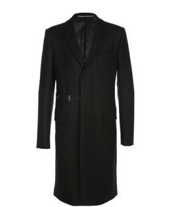 Givenchy | Шерстяное Пальто С Ремешком