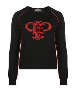 Emilio Pucci | Пуловер Свободного Кроя С Круглым Вырезом И Ярким Принтом