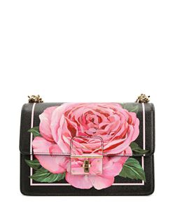 Dolce & Gabbana | Сумка Rosalia Small С Принтом
