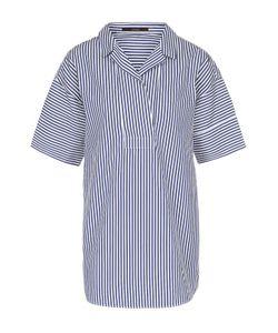 Windsor | Блуза В Контрастную Полоску С Коротким Рукавом