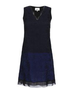 3.1 Phillip Lim | Кружевное Мини-Платье С V-Образным Вырезом