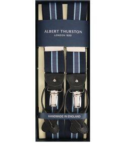 Albert Thurston | Подтяжки С Отделкой Из Натуральной Кожи