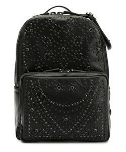 Valentino | Кожаный Рюкзак С Заклепками