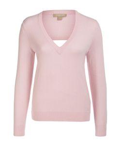 Michael Kors | Кашемировый Пуловер С Открытой Спиной