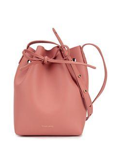 MANSUR GAVRIEL | Кожаная Сумка На Шнурке Mini Bucket Bag