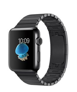Apple | Watch Series 2 42mm Space Black Stainless Steel Case With