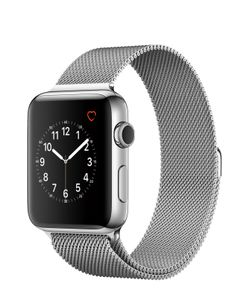 Apple | Watch Series 2 42mm Silver Stainless Steel Case With Milanese