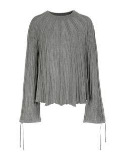 Chloe | Пуловер Фактурной Вязки С Широкими Рукавами Chloé