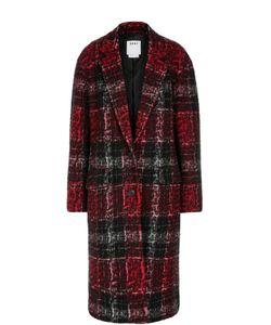 DKNY | Пальто Прямого Кроя В Контрастную Клетку