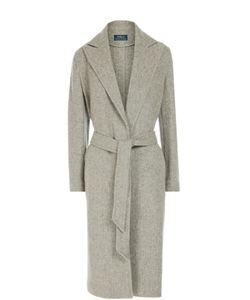 Polo Ralph Lauren | Шерстяное Пальто С Поясом И Широкими Лацканами