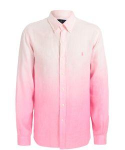 Polo Ralph Lauren | Льняная Рубашка С Эффектом Градиент