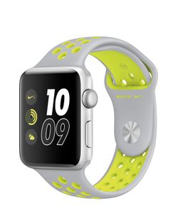 Apple | Watch Nike 42mm Silver Aluminium Case