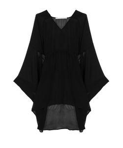 Isabel Benenato   Удлиненная Шелковая Блуза С Поясом