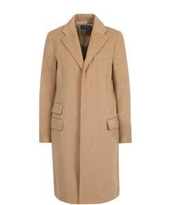 Polo Ralph Lauren | Пальто Прямого Кроя Из Смеси Шерсти И Кашемира