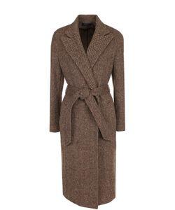 Polo Ralph Lauren | Шерстяное Пальто С Карманами И Поясом