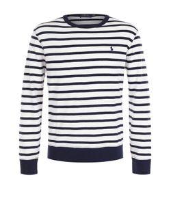 Polo Ralph Lauren | Хлопковый Джемпер В Контрастную Полоску