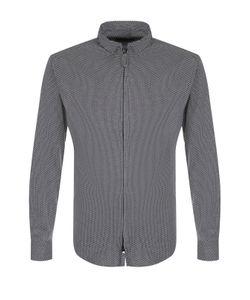 Giorgio Armani | Хлопковая Рубашка На Молнии