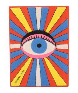 Olympia Le-Tan | Клатч Eye С Аппликацией