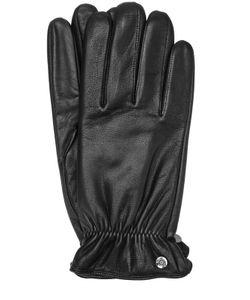 Roeckl | Кожаные Перчатки С Манжетами На Резинке
