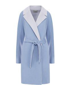 Armani Collezioni | Шерстяное Пальто С Поясом