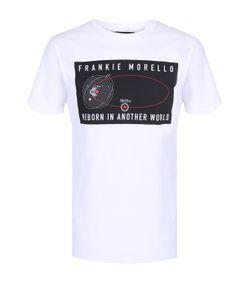 Frankie Morello | Хлопковая Футболка С Принтом